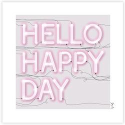 Hello Happy Day