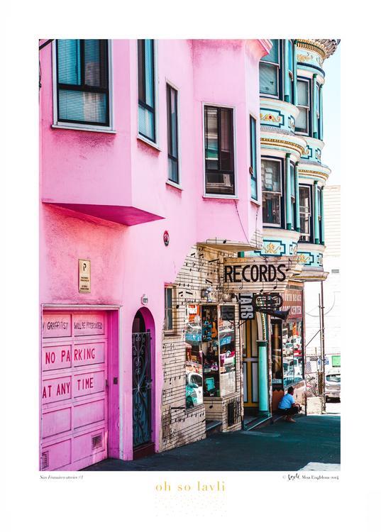 San Fransisco Stories #1