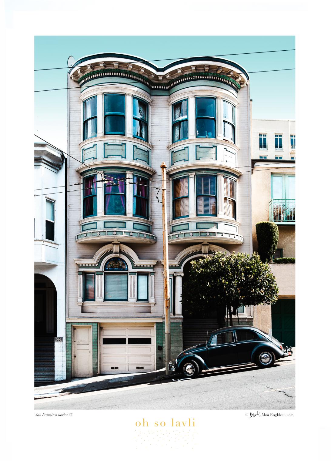 San Fransisco Stories #3