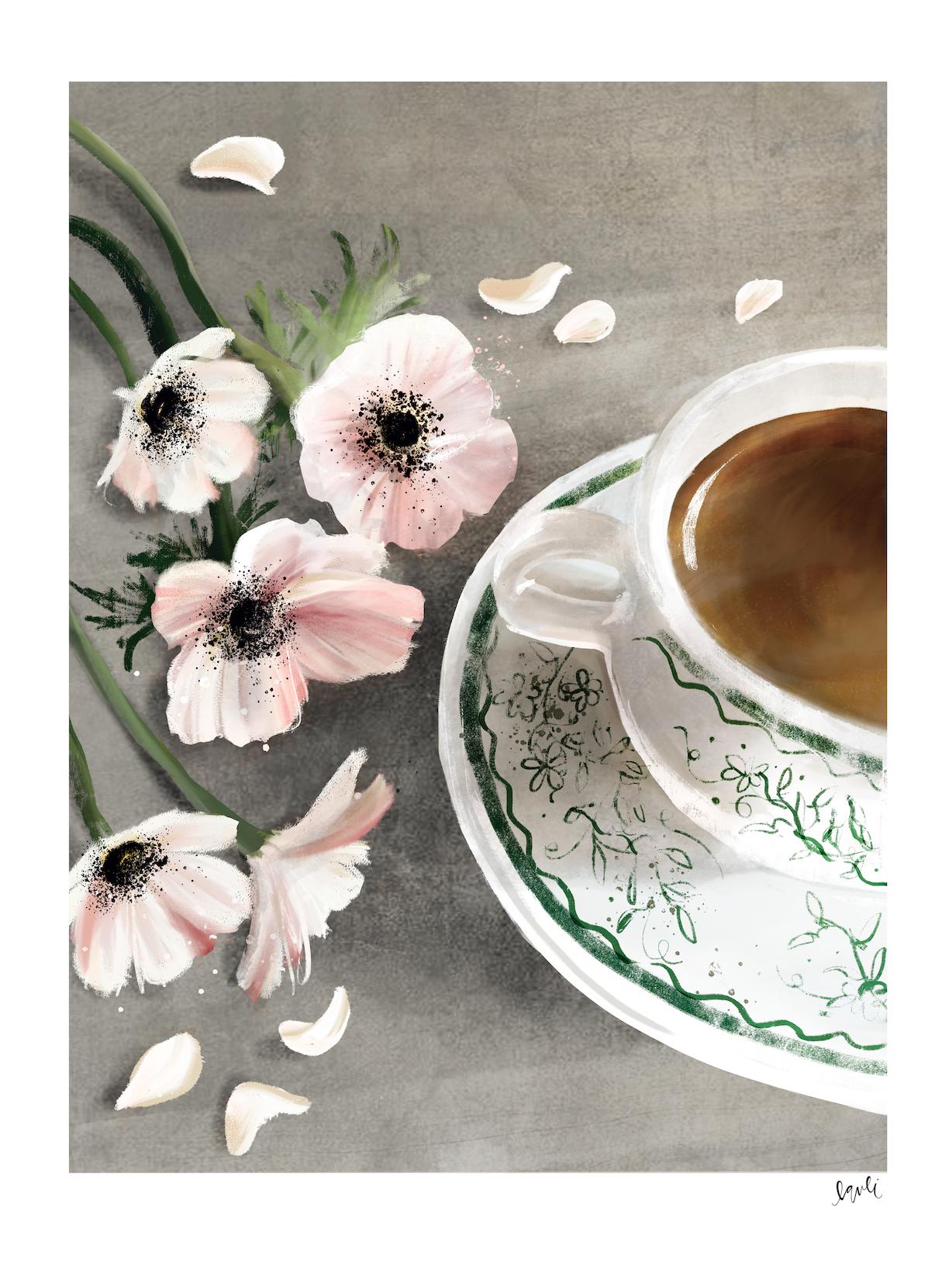 Kaffetåren