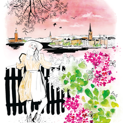 Stockholm - Monteliusvägen