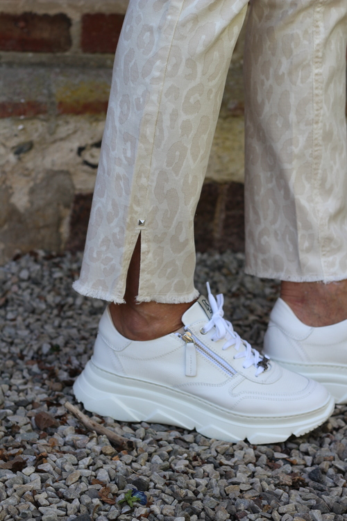 DL Sport Sneakers Vit