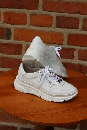 DL Sport Sneakers Vit