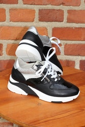 DL Sport Sneakers svart