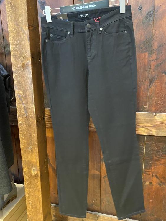 Cambio svart jeans Parla