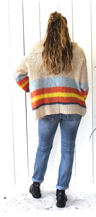 Jeans med slitningar från Blue Daze
