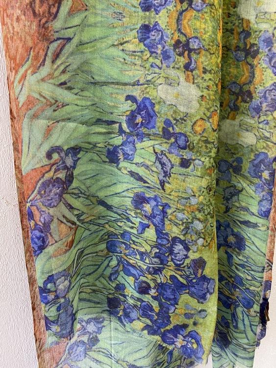 "Ullsjal ""Iris van Gogh"""