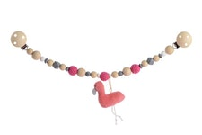 EKO barnvagnhänge- Flamingo