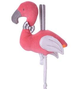 Eko, Flamingo med burr