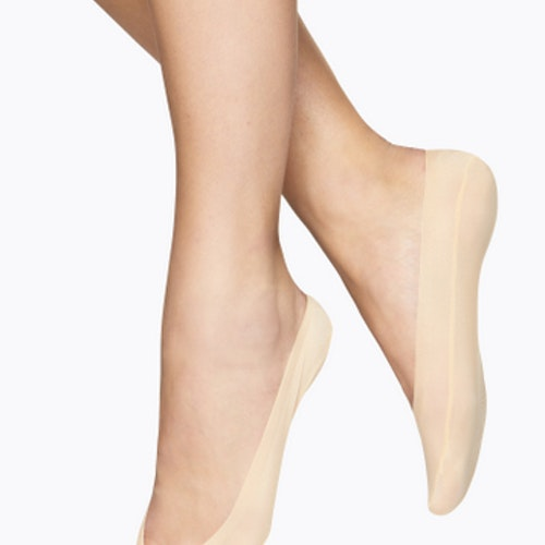 Vogue - steps med silikonrand (2pack beige)