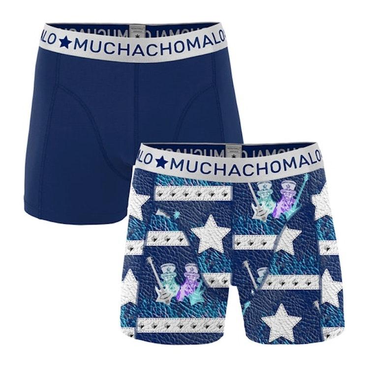 Muchachomalo - Funky, bomullsboxer 2pkt