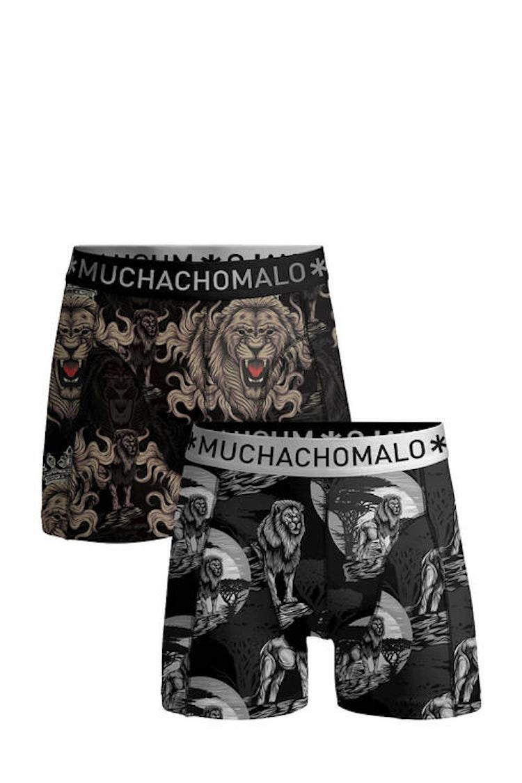 Muchachomalo - Lion king, bomullsboxer 2pkt