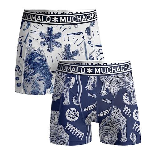 Muchachomalo - Tools, bomullsboxer 2pkt