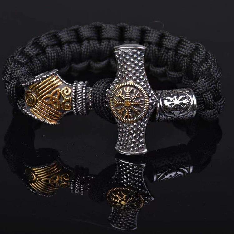 Armband Thor Aeigushjalmur