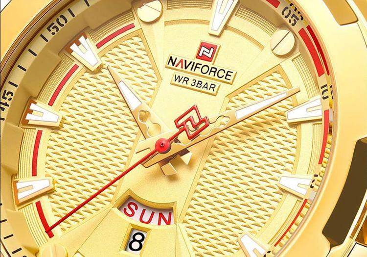 Herrklocka NaviForce 9161-GG