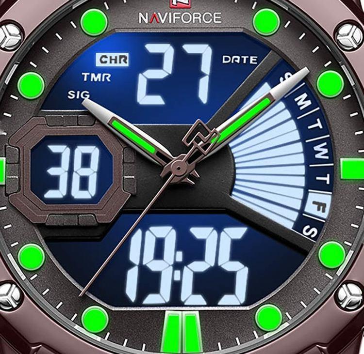 Herrklocka NaviForce 9172L-BEBEBE