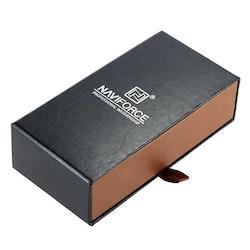 NaviForce originalförpackning-förpackad med beställd klocka