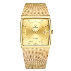 Herrklocka Wwoor 8831 gold