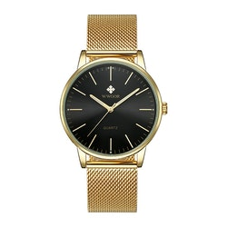 Herrklocka Wwoor 8832 gold black