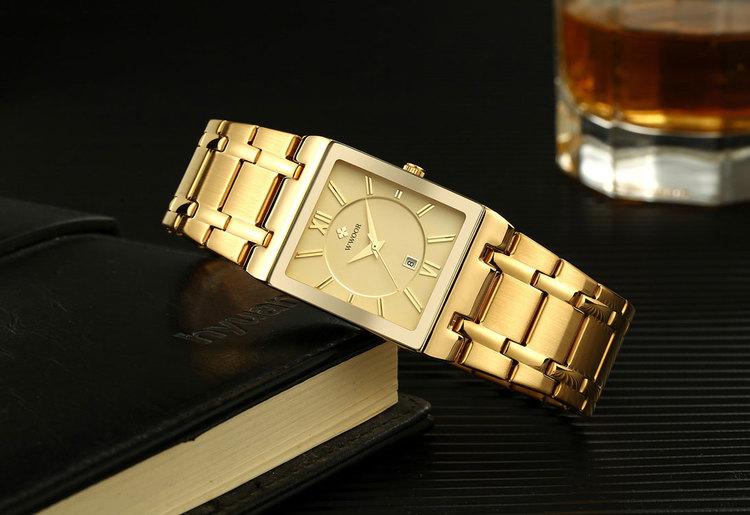 Herrklocka Wwoor 8858 gold