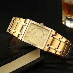 Herrklocka Wwoor Boss.  Gold / Gold / Gold. Quartz Japan