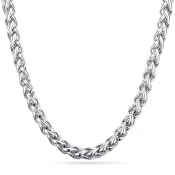 Halsband Thor Värsting. 8 mm