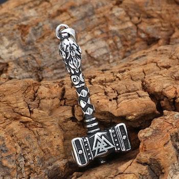 Halsband Lill Hammer Valknut
