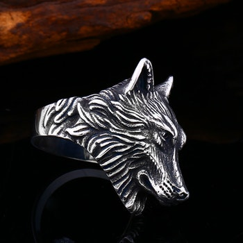 Ring Viking Fenrisulven