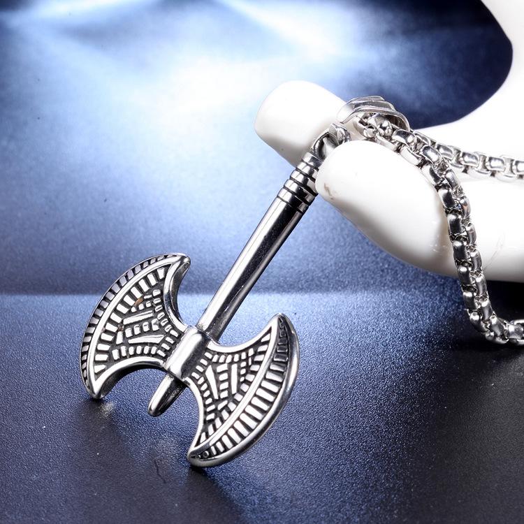 Halsband Viking Sharp Ax