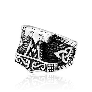 Ring Torshammare / Celtic Knot
