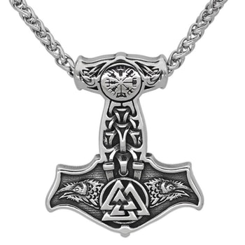 Halsband Viking amulett Skåne