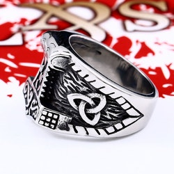 Ring Torshammare / Celtic Knot
