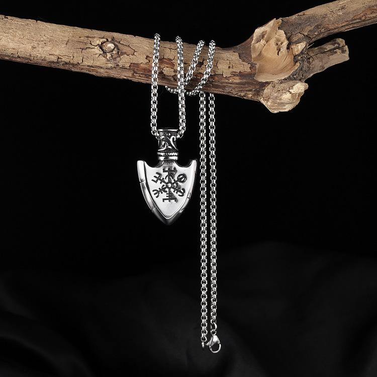 Halsband Viking Spearhead