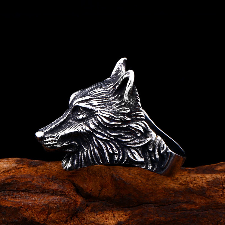 Ring Viking Fenrisulven
