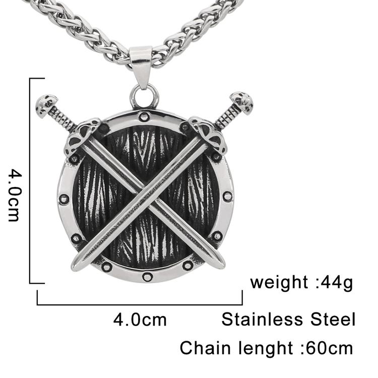 Halsband Shield Oden Sword