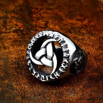Ring Celtic Knot Special 2