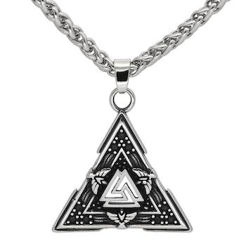 Halsband Viking Valnut i Triangel