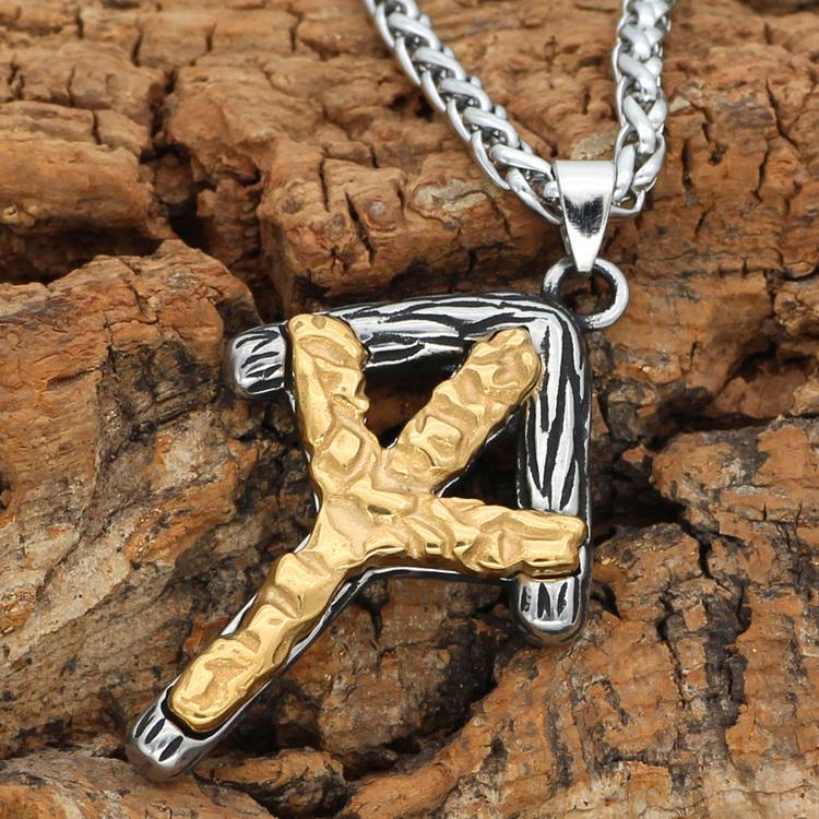 Halsband Algiz