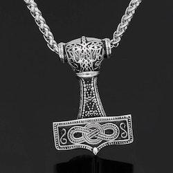Halsband Thors hammare Keltisk Knut Fårö