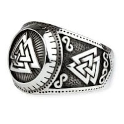 Ring viking Valknut Special