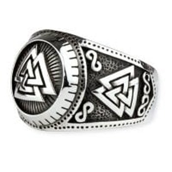 Ring viking Valknut Special