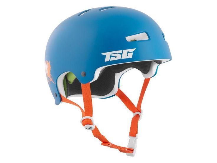 TSG Evolution Helmet Graphic design adult