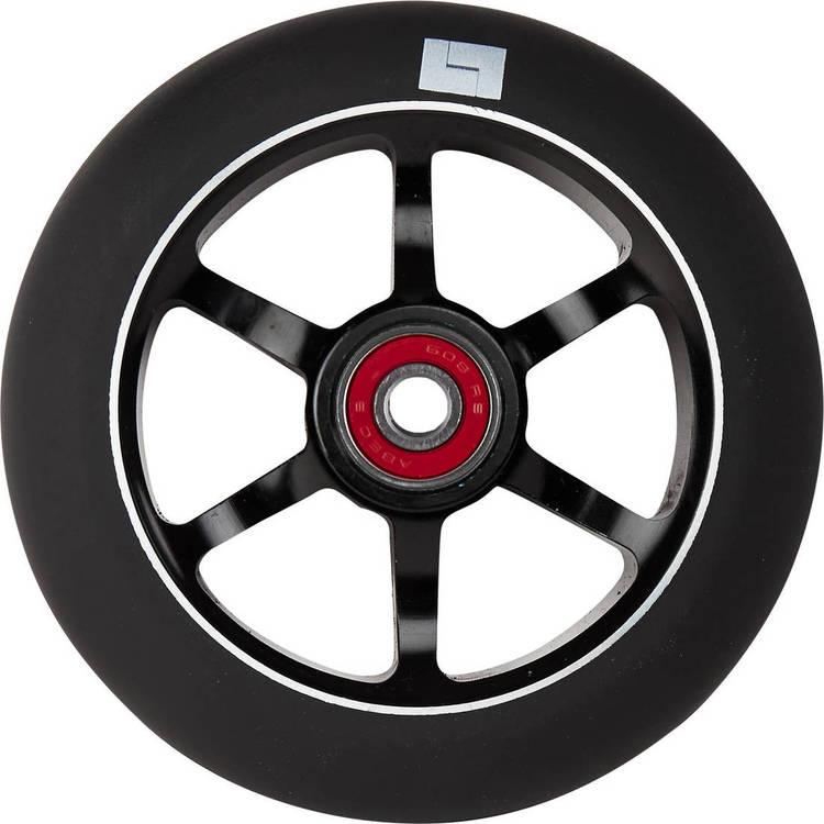 Logic 5 Spoke 100mm Hjul Till Sparkcykel (utan kullager)