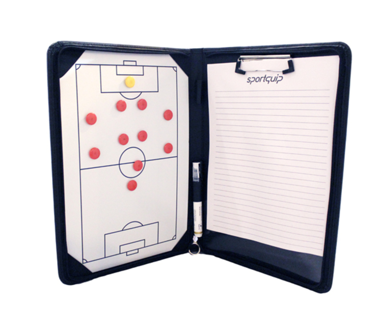 Tactic Folder w. Note Pad & Magnet