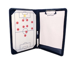 Tactic Folder w. Note Pad & Magnet