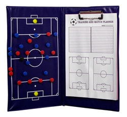 Tactic Folder Football Note+Magnet
