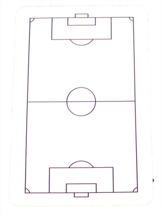 Playing Field for 38003 Football. 1-pack