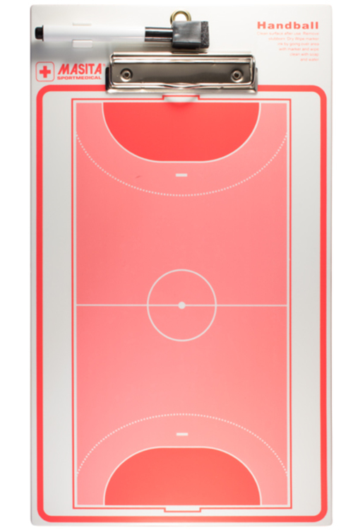 Tactic Folder Handball Clipboard