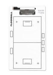 Tactic Folder Floorball Clipboard