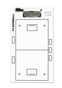 Tactic Folder Floorball Clipboard
